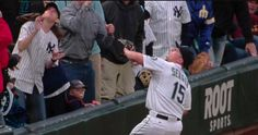 Kyle Seager makes a nice catch, saves a toddler in the process | Big League Stew - Yahoo Sports