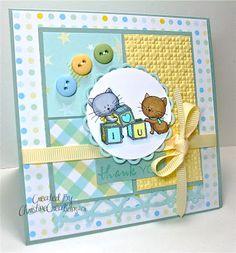 ChristineCreations: Baby Week! I {{{Heart}}} U