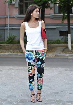 Zara  Camisetas and H  Pantalones