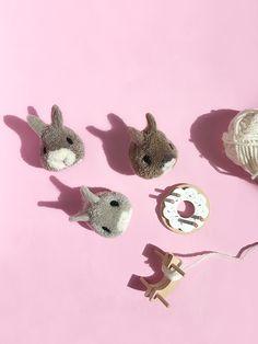Pom pom bunny | Pom Maker Tutorial with a full step-by-step video