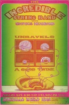 Click this image to join the Texas Psych Group. Now on Facebook! Around since 1998! - Incredible String Band - Shivas Headband