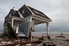 South Amboy, NJ,  Allan Tannenbaum, Hurricane Sandy 2012