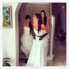 Bride, lupi maurette
