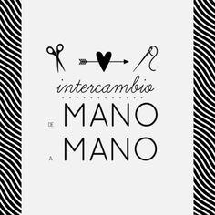 PomponsParty: Un blog de handmade, música, folklor y jardines.: Intercambio de Mano a Mano 2014