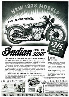 Indian Motorcycles .... Classic