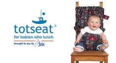 SVAN Totseat - portable child seat Give Away