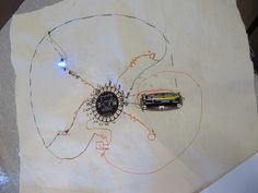 Wearable Technology Bootcamp with LilyPad Arduino - Technocamps, Aberystwyth