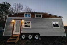 28' Tiny House - Noah by Wind River Tiny Homes