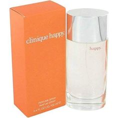 Clinique Happy by Clinique for Women. Eau de Parfum Spray oz Launched by the design house of Clinique in 1997 HAPPY is classified as a refreshing flowery Perfume Diesel, Perfume Bottles, Frases Latinas, Clinique Happy, Clinique Gift, Clinique Perfume, Clinique Cosmetics, Happy Perfume, Make Up