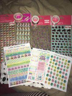 Planner stickers :-)