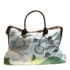 "Disaster Designs ""Overnight Bag"""