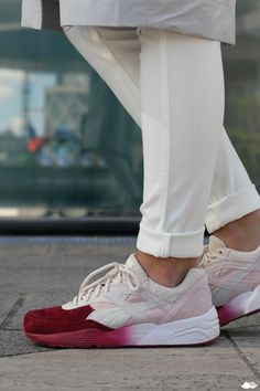 "Ronnie Fieg x Puma ""Tokyo Sakura Collection""-Merystache. Adidas ShoesShoes  SneakersBasket ..."