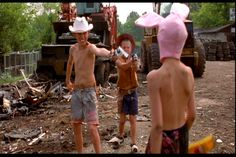 gummo-  inspiration for Appalachian Snowfields characters