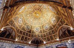 Blasons Hall, 16th century. National Palace of Sintra, Portugal.   © PSML | Foto: Emigus