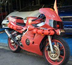 シャア専用バイク