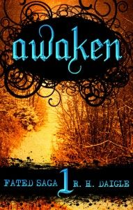 Awaken, Book One, Fated Saga  by Rachel Daigle FREE  July 11-12    Click Here for FREE Copy     From the Depths of Fear, Bravery is Born