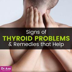 Thyroid problems - Dr. Axe