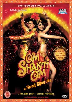 Santas Tools and Toys Workshop: DVD: Om Shanti Om Bollywood DVD With English Subtitles