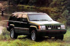 1997 Jeep Grand Cherokee Orvis