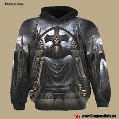 Hettegenser: Lord Reaper AO H fra DragensHule. Om denne nettbutikken: http://nettbutikknytt.no/dragens-hule-no/