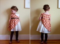 another asymmetrical dress Scottish Costume, Scottish Dress, Pretty Outfits, Fall Outfits, Kids Outfits, Fashion Outfits, Little Girl Dresses, Girls Dresses, Summer Dresses
