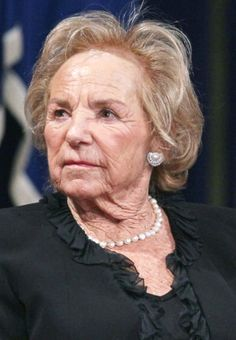 """""""FOR ANYONE TO ACHIEVE SOMETHING, HE WILL HAVE TO SHOW A LITTLE COURAGE. YOU'RE ONLY ON THIS EARTH ONCE. YOU MUST GIVE IT ALL YOU'VE GOT."""" Ethel Kennedy ❤❤❤❤❤❤ (Ethel Skakel (born April 11, 1928) is an American socialite. She is the widow of Senator Robert F. Kennedy and a prominent member of the Kennedy family)  http://en.wikipedia.org/wiki/Ethel_Kennedy"""