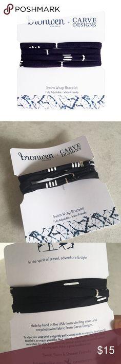 Bronwen Swim Wrap Bracelet Brand new! Aloha! Bronwen Jewelry Bracelets