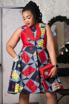 Bow Africa African Girl, African Style, African Fashion, Short African Dresses, African Clothes, African Traditional Wear, Kitenge, Brown Skin, Clothing Styles