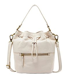 9ed484156 Fossil Vickery Drawstring Convertible Satchel #Dillards Fossil Handbags,  Dillards, Everyday Bag, Convertible
