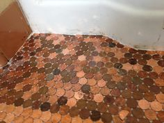 31 Best Penny Tile Step By Step How To Images In 2015