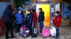 Castilla y León, con los mejores resultados en PISA, tiene a la mitad del alumnado de infantil y primaria en colegios rurales. La fórmula  pocos niños, edades mezcladas y maestros cercanos