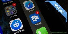 Aprende más sobre Outlook para IOS