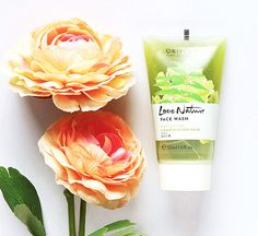 Oriflame Love Nature (Neem) Face Wash Review |Serene Sparkle