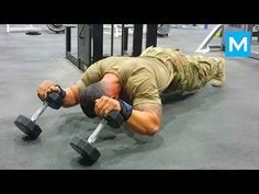 ARMY MONSTER - Super Soldier Diamond Ott | Muscle Madness - YouTube
