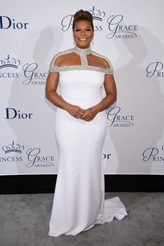 Princess Grace Awards Gala, NYC - The Style Evolution of Queen Latifah - Photos