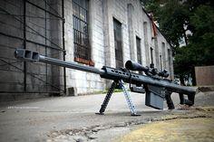 "attacktics: ""Barrett M82 in Kryptek by Joint Force Enterprices LLC """