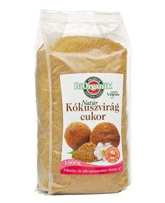 Kokoszucker, Kokosblütenzucker 1 kg 100% rein pflanzlich, unraffiniert