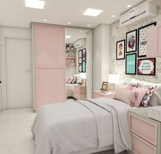 43 cute and girly bedroom decorating tips for girl 18 Girl Bedroom Designs Bedroom Cute Decorating Girl Girly tips Dream Rooms, Dream Bedroom, Living Room Paint, Living Room Decor, Living Rooms, Bedroom Decorating Tips, Bedroom Ideas, Diy Bedroom, Small Space Bedroom