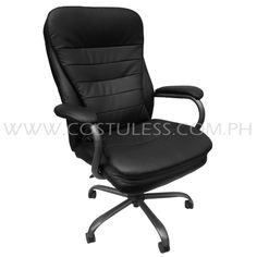Product Code: SUMO CHAIR Sale Price:	P10 999.00  Description: Ergodynamic™ Faux Leather High Back Office Chair 350Lbs. Heavy Weight Capacity 1:  Material: PU 2:  Armrest: metal grey with PU pad on Base: 370mm grey   Product Measurement: 80L x 48W x 110-115Hcm  Chair Capacity: 150kgs.  Classification: HEAVY DUTY  Usage: INSTITUTIONAL USE