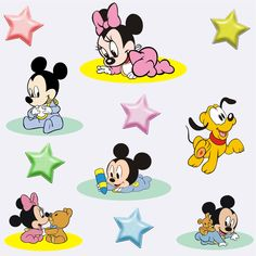 Explore Disney Baby Wallpaper on WallpaperSafari Baby Mickey Mouse, Mickey Minnie Mouse, Wallpaper Do Mickey Mouse, Disney Wallpaper, Baby Wallpaper, Disney Drawing Tutorial, Mickey Mouse Imagenes, Brother Innovis, Baby Disney Characters