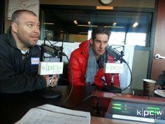Nadav Schirman, Director and Gonan, subject of 'The Green Prince'. #sundance | KPCW Radio