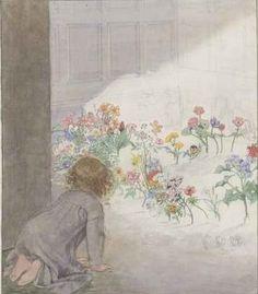 Illustrations de Honor Charlotte Appleton...Honor Charlotte Appleton (1879 - 1951) est née à Brighton, le 4 Février 1879.