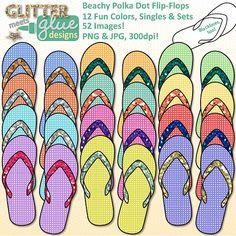 Flip Flops Clip Art {Summer Graphics for Classroom Decor & Resources} Beach Clipart, Summer Clipart, Cute Clipart, Beach Fun, Summer Beach, Summer Time, Classroom Newsletter, Special Needs Students, 2nd Grade Classroom