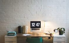 How to Hack Your Habits Using Physical Space Decor Interior Design, Furniture Design, Interior Decorating, Home Office, Web Design, Time Is Money, Time Management Tips, Project Management, How To Wake Up Early