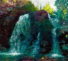 Steve Driscoll - Cedar Falls, urethane on board