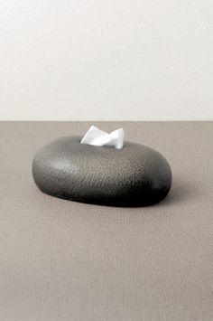 陶枕型ティッシュカバー