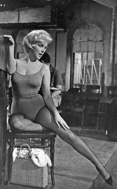 """Marilyn Monroe, """"Let's Make Love"""", 1960."""