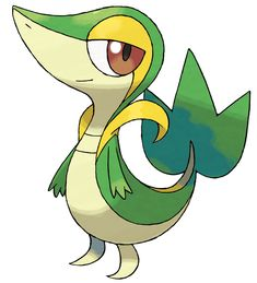 Snivy name Leif he's sassy and sarcastic but can be funny and nice when it comes to fight he's there to win not to have fun