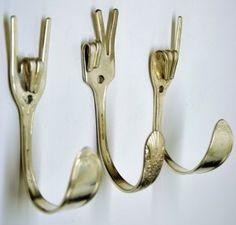de garfos a ganchos - para a cozinha