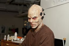 Makeup-up Designory's live transformation on FX Stage